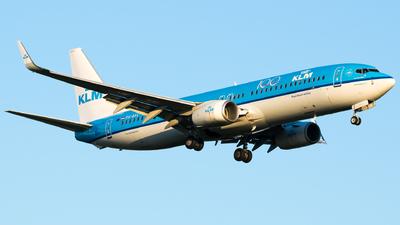 A picture of PHBXL - Boeing 7378K2 - KLM - © Fabrizio Spicuglia
