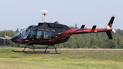 C-FKDK - Bell 206L-3 LongRanger III - Private