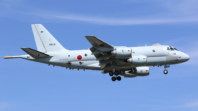 5512 - Kawasaki P-1 - Japan - Maritime Self Defence Force (JMSDF)