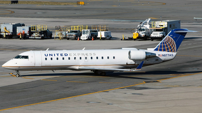 N877AS - Bombardier CRJ-200ER - United Express (ExpressJet Airlines)