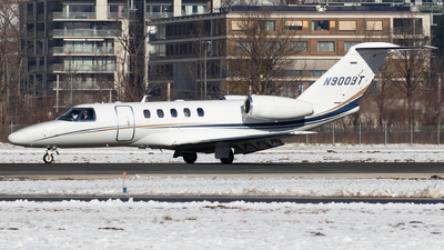 N900BT - Cessna 525 Citationjet CJ4 - Private
