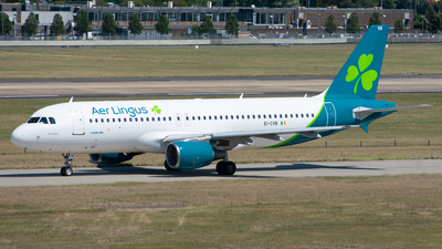 A picture of EICVB - Airbus A320214 - Aer Lingus - © Owen Wenlock