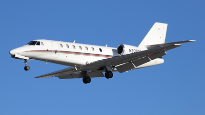 N305QS - Cessna 680 Citation Sovereign - NetJets Aviation
