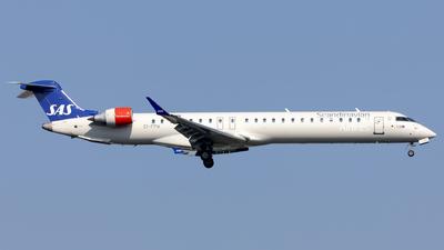 EI-FPW - Bombardier CRJ-900LR - Scandinavian Airlines (Cityjet)