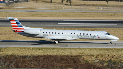 A picture of N631AE - Embraer ERJ145LR - American Airlines - © DJ Reed - OPShots Photo Team