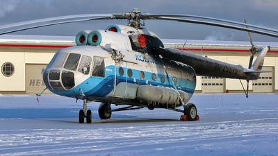 RA-25375 - Mil Mi-8TB Hip - Kolavia