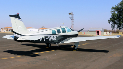 PT-DNO - Beechcraft A36 Bonanza - Private