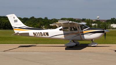A picture of N1194W - Cessna 182T Skylane - [18281906] - © Jeremy D. Dando