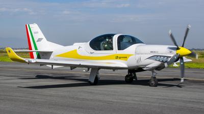 6303 - Grob G120TP - Mexico - Air Force