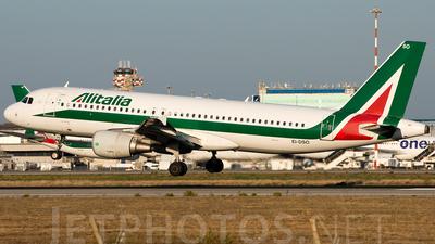 EI-DSO - Airbus A320-216 - Alitalia