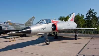 529 - Dassault Mirage 3E - France - Air Force