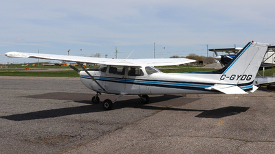 A picture of CGYDG - Cessna 172N Skyhawk - [17267674] - © Guy Langlois
