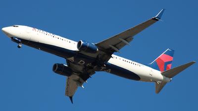 N850DN - Boeing 737-932ER - Delta Air Lines
