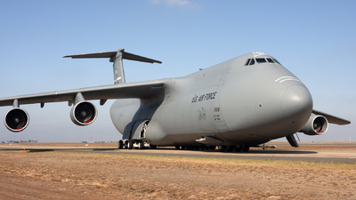 87-0028 - Lockheed C-5B Galaxy - United States - US Air Force (USAF)