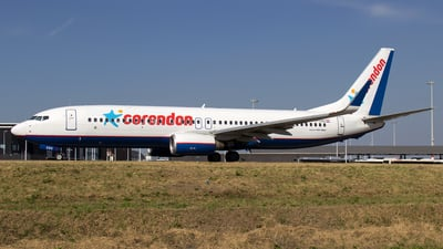 PH-CDG - Boeing 737-86J - Corendon Dutch Airlines