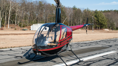 N2590X - Robinson R22 Mariner - Private