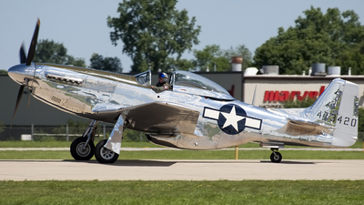 NL151AM - North American P-51D Mustang - Private