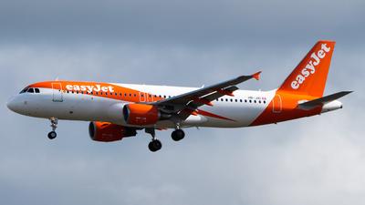 A picture of HBJXI - Airbus A320214 - easyJet - © Wilko Doodhagen