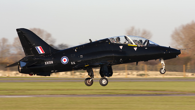 XX159 - British Aerospace Hawk T.1A - United Kingdom - Royal Navy