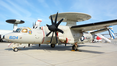 168598 - Grumman E-2D Advanced Hawkeye - United States - US Navy (USN)