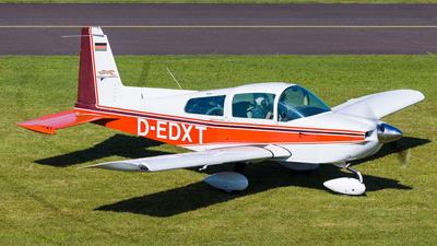 D-EDXT - Grumman American AA-5A Cheetah - Private