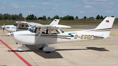 D-EGQF - Reims-Cessna F172N Skyhawk II - Private