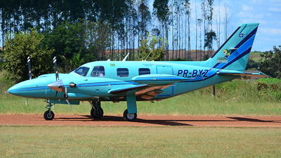 A picture of PRBYZ - Piper PA31T1 Cheyenne I - [31T7904004] - © Marcos Vinícyus