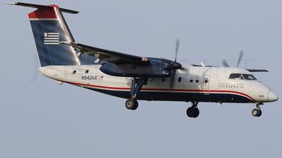 A picture of N940HA - De Havilland Canada Dash 8100 - [156] - © Joe Osciak