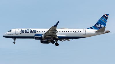 N368JB - Embraer 190-100IGW - jetBlue Airways