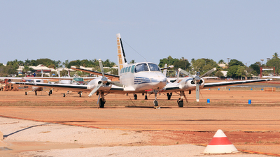 VH-SKC - Cessna 404 Titan - Private