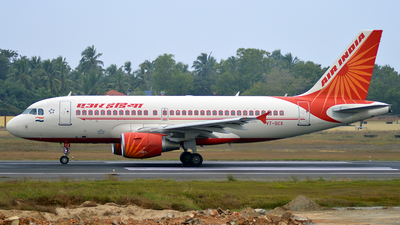 A picture of VTSCX - Airbus A319112 - Air India - © Mohammed Afsal khan