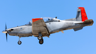 E-309 - Raytheon T-6C Texan II - Argentina - Air Force