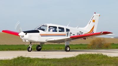 EC-JHF - Piper PA-28-161 Warrior II - Flight Training Europe