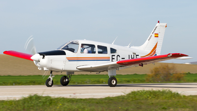 A picture of ECJHF - Piper PA28161 Warrior II -  - © Danitoele