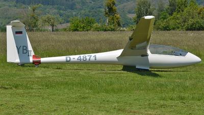 D-4871 - Grob G104 Speed Astir IIB - Private