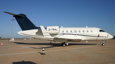 2-TRVL - Bombardier CL-600-2B16 Challenger 650 - Private