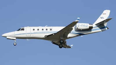 C-FHNS - Gulfstream G100 - Private