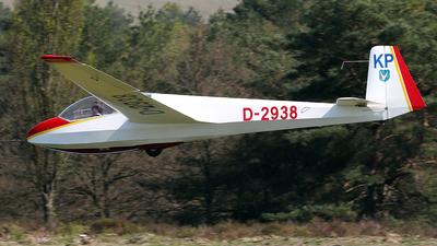 D-2938 - Schleicher ASK-13 - Private