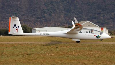 F-CPHA - Schempp-Hirth Duo Discus - France - Air Force