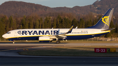 EI-ENC - Boeing 737-8AS - Ryanair