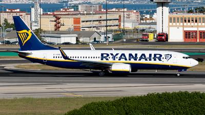 A picture of EIGXN - Boeing 7378AS - Ryanair - © Aaron Vancoillie