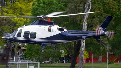 VH-LCF - Agusta A109SP Da Vinci - Private
