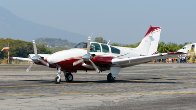 TG-CUP - Beechcraft 95-B55 Baron - Private