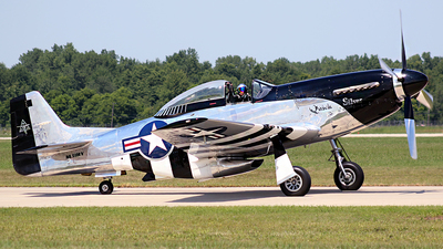 NL51HY - North American P-51D Mustang - Private