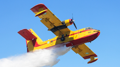 1110 - Canadair CL-215 - Greece - Air Force