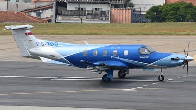 PS-TOO - Pilatus PC-12 NGX - Private