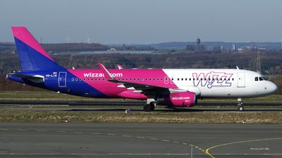 HA-LYW - Airbus A320-232 - Wizz Air