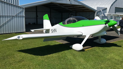 ZK-SHN - Vans RV-7 - Private