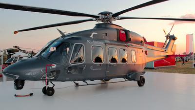 I-RAII - Agusta-Westland AW-149 - Agusta-Westland