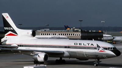 N754DL - Lockheed L-1011-500 Tristar - Delta Air Lines